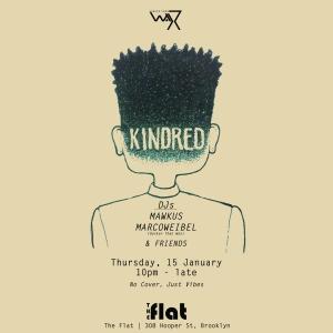 Kindred - Jan IG